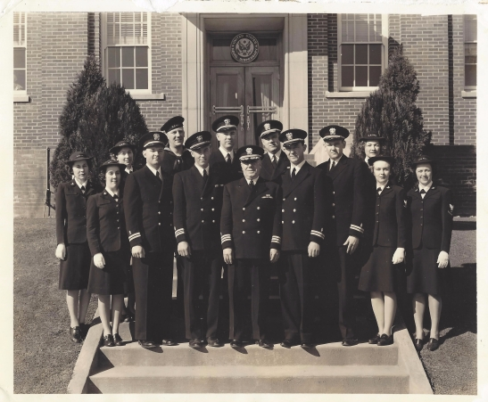 Navy - WWII Official Pic