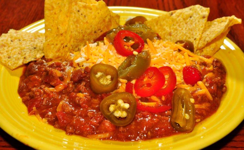 Original Chili Tostados and TacotillaRecipe